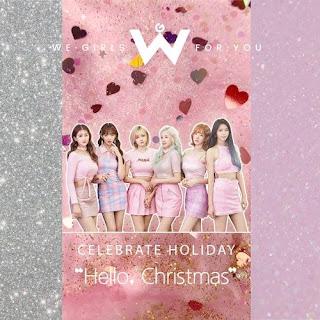 [Single] We Girls - Hello, Christmas (MP3) full zip rar 320kbps