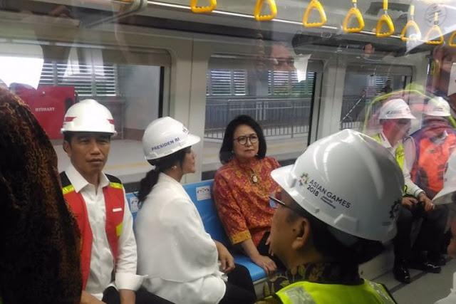 Diduga Tak Punya Kontrak Kerja, Ada Aroma Korupsi di Pembangunan LRT Palembang
