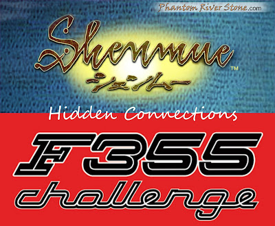 Shenmue's Ties to F355 Challenge