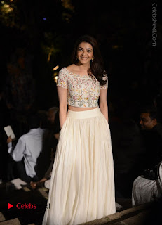 Actress Kajal Agarwal Latest Pos at LFW Summer 2017  0003.jpg