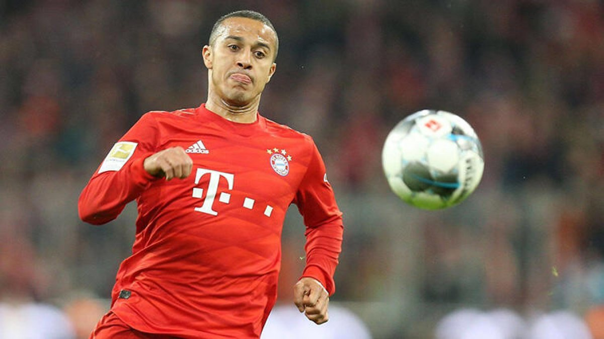 Thiago Alcantara Injured And To Stay Off Field For 3 Weeks
