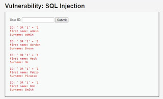 Mengenal SQL Injection Attack