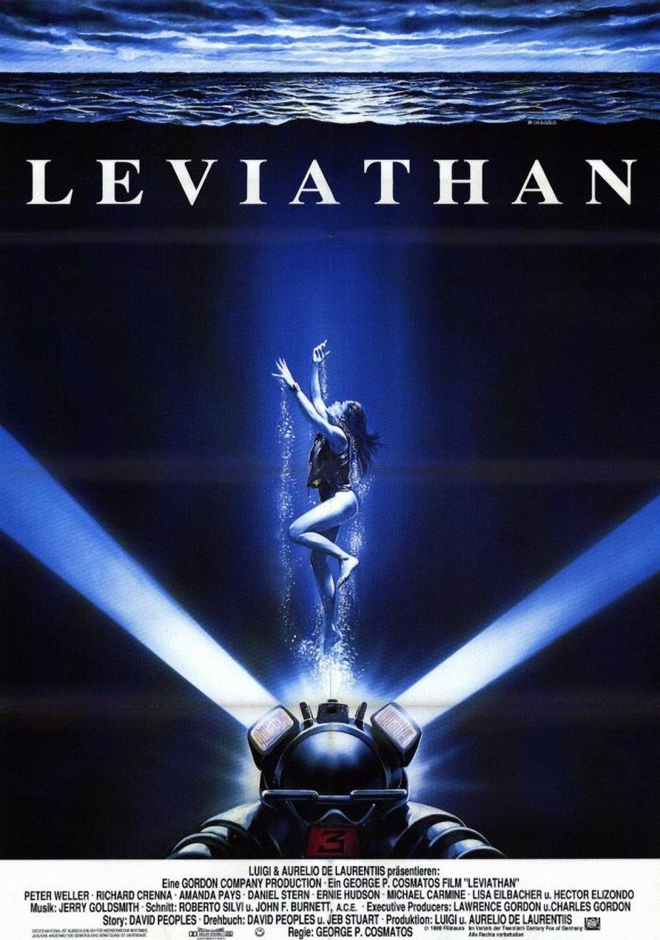 Leviathan (1989) HDTV | clasicofilm / cine online