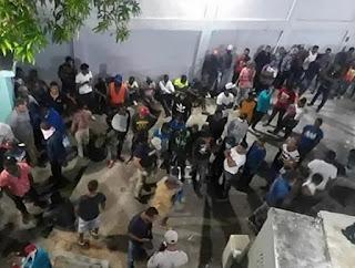 Policía Nacional detiene Mil 714 detenidos por violar toque de queda