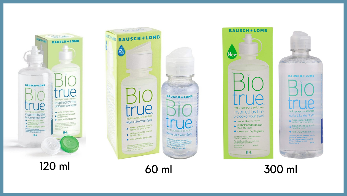 Biotrue Contact Lens Solution Price in Nepal