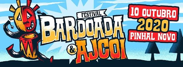 Festival Bardoada & Ajcoi - Primeira confirmação para a edição de 2020