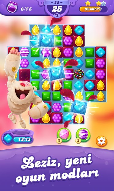 Candy Crush Friends Saga Hileli APK v1.30.3