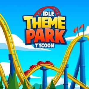 Idle Theme Park Tycoon نسخة مهكرة
