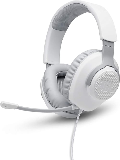 Review JBL Quantum 100 Wired Over-Ear Gaming Headphones