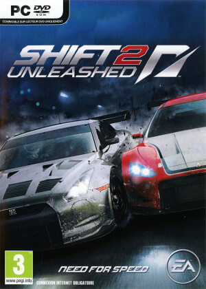 تحميل لعبة NEED FOR SPEED ​​SHIFT DILOGY