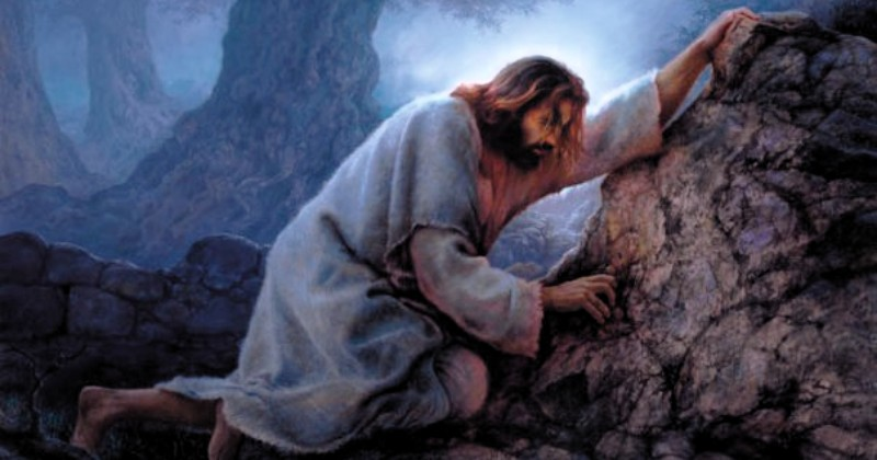 Doa Menjadi Kekuatan dalam Pergumulan Yesus di Getsemani