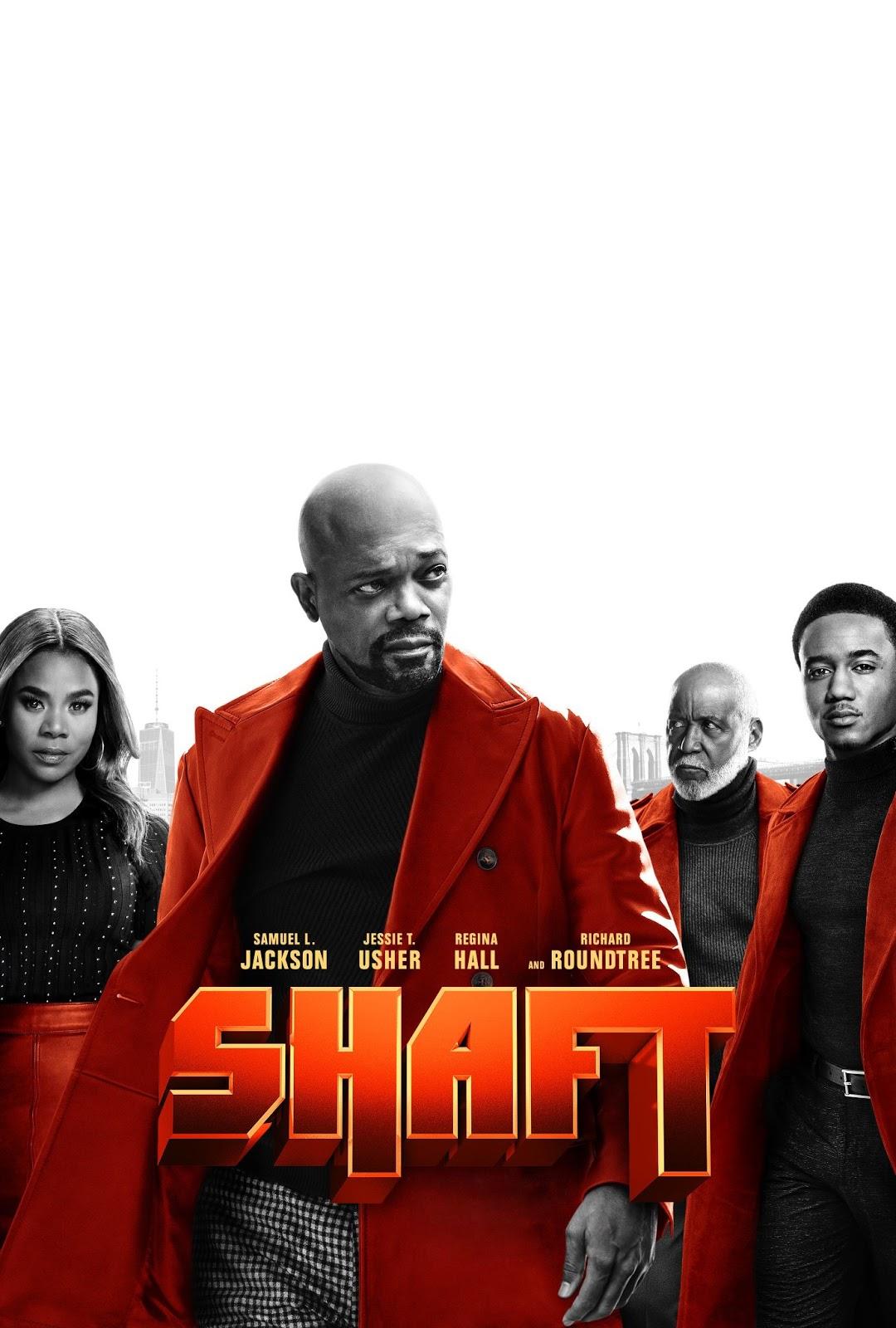 Shaft [2019] [DVDR] [NTSC] [Latino]