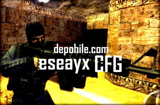 Counter Strike 1.6 Eseayx Aım CFG İndir Silaha Özel Ayarlar 2021