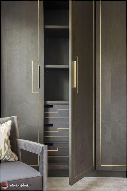 Modern Closet Doors 11