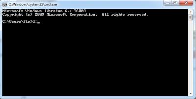 Cara Mengubah Nama (Rename) Folder dengan Command Prompt (CMD)