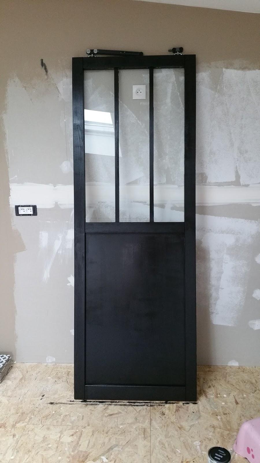 Une Porte Comme Dans Un Atelier - Porte style atelier