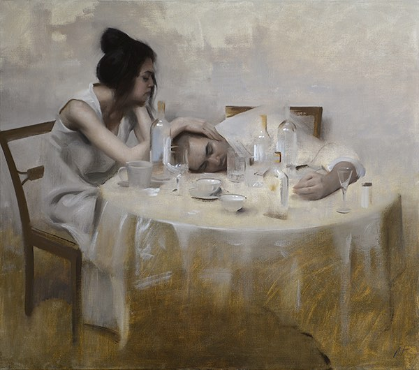 Art of the Day - Nick Alm Art  www.toyastales.blogspot.com