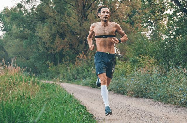 heart rate variability hrv cardiovascular training polar fit tracker running