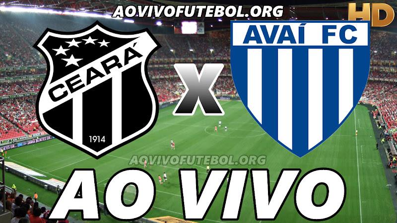 Assistir Ceará vs Avaí Ao Vivo HD