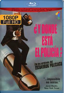 ¿Y Donde Esta El Policia? (The Naked Gun) (1988) [1080p BRrip] [Latino-Inglés] [LaPipiotaHD]