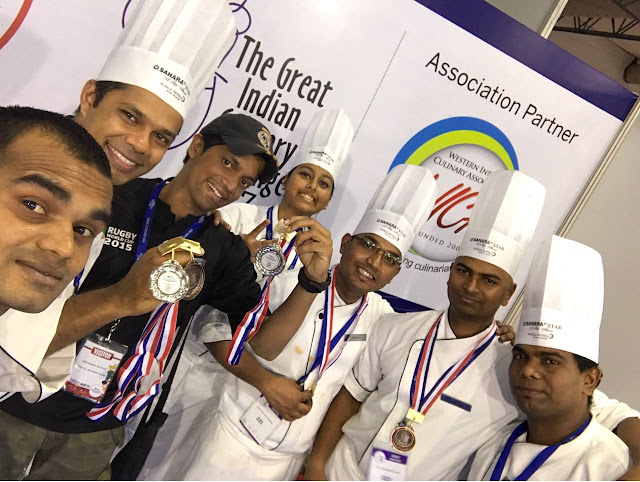 "Culinary team of Hotel Sahara Star wins at ""Great India Culinary Challenge 2017"""