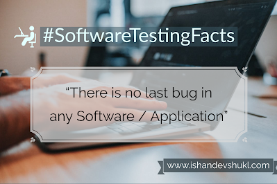 Software Testing Facts