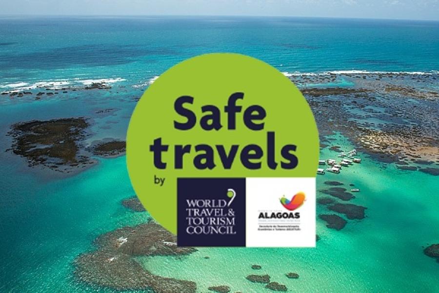 Governo concederá selo Safe Travels a destinos e empreendimentos de Alagoas