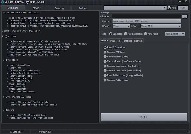 #Tool Gratisan(Sakti) X-Soft Tool v2.2