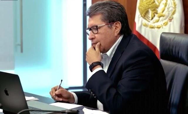 El sector empresarial es imprescindible para la recuperación económica del país: Ricardo Monreal