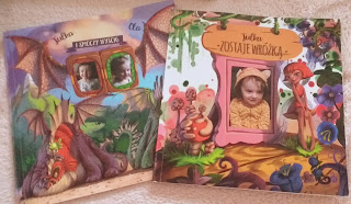 Personalizowane książeczki- najwspanialszy prezent dla dziecka.