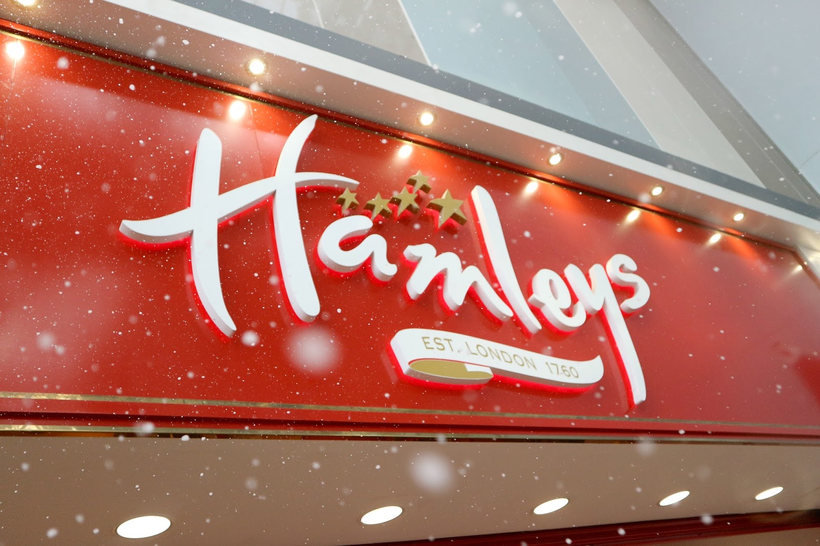 Hamleys Glasgow