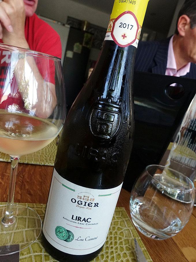 Ogier Lou Caminé Lirac Blanc 2017 (90 pts)