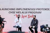 Kemenparekraf  Resmi Luncurkan Program 'We Love Bali'