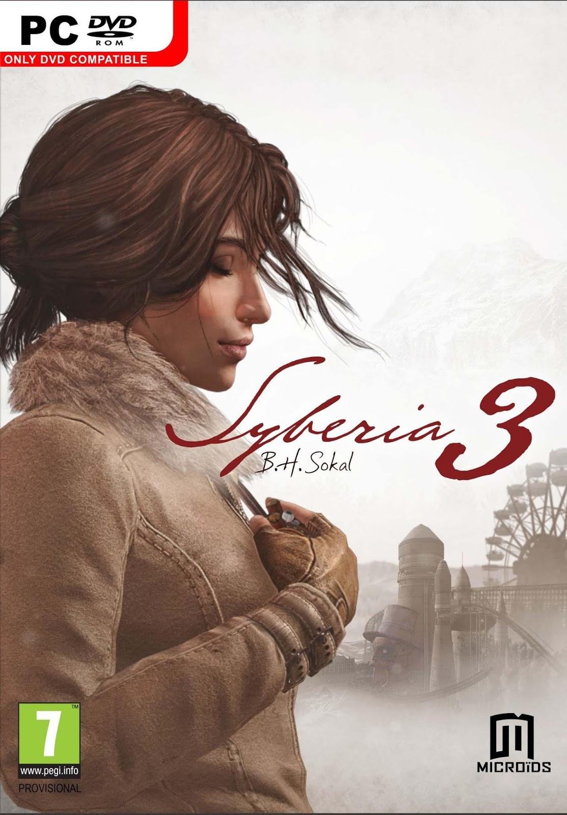 Syberia 3 ESPAÑOL PC Full