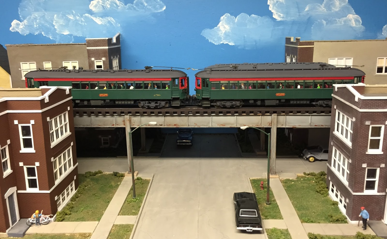 Cta o scale l layout very bad at responding to emails for North shore motor works