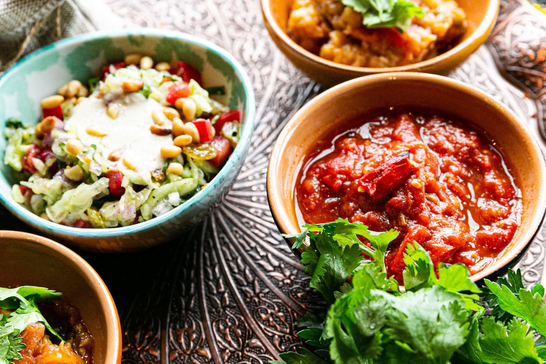 Delicious and delicious corn salad