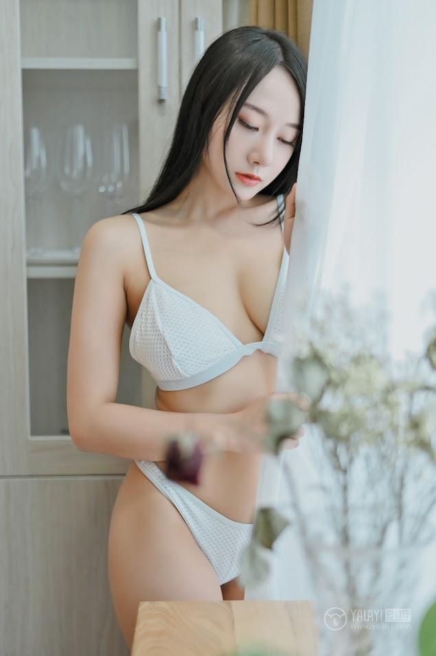 YALAYI雅拉伊 2019.06.29 No.323 女白领的私生活2 何嘉颖 - idols