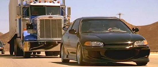 "Uno de los golpes sobre ruedas de ""The Fast and the Furious"""