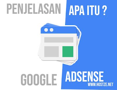 Apa Itu Google Adsense? - hostze.net