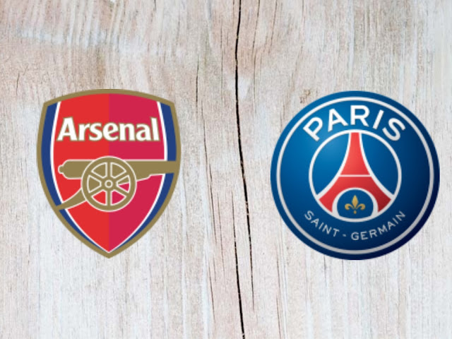Watch Arsenal vs PSG - Full Match & Highlights