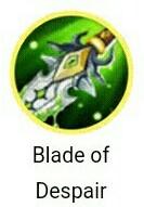 Build Item Tersakit Hero Lesley Mobile Legends Auto Savage Blade Of Despair