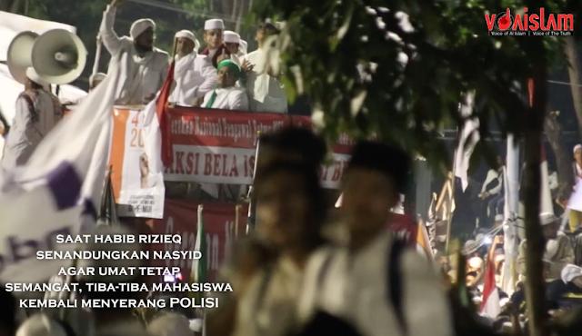 Kronologi RESMI GNPF-MUI Aksi Bela Islam II 4 Nov