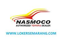 Lowongan Kerja Dealer Nasmoco Semarang Mei 2021