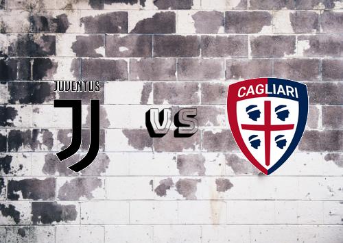 Juventus vs Cagliari  Resumen y Partido Completo
