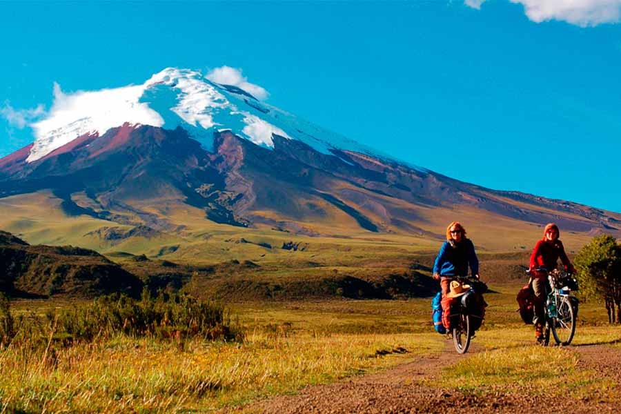 Parque Nacional Cotopaxi – Lugares turístico de Ecuador