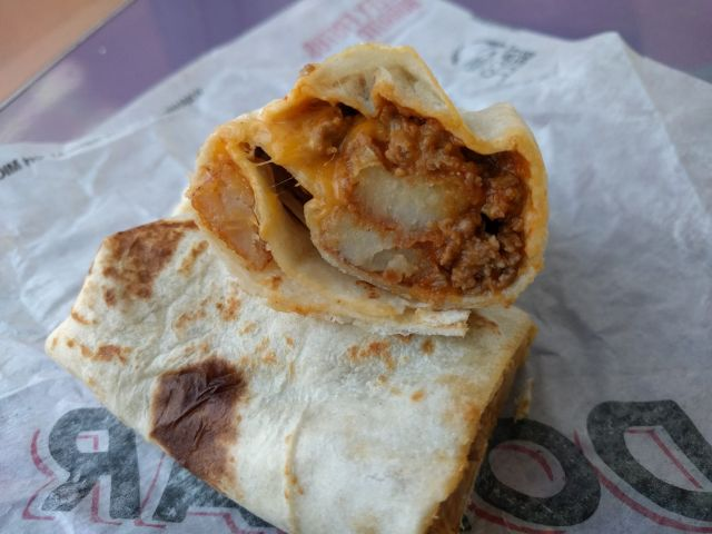 review taco bell