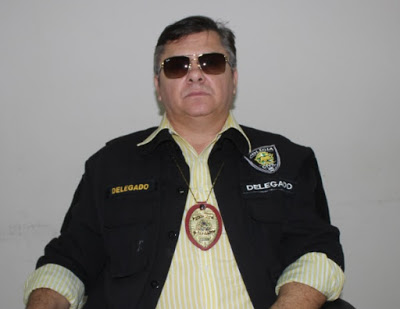 Grossos tem novo Delegado da Policia Civil