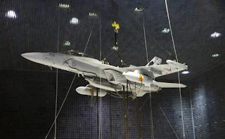 Pesawat Perang Elektronik EA-18G Growler