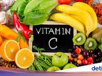 Beberapa Tanda Tubuh Kamu Kekurangan Vitamin C