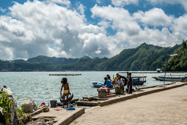 Trunyan - Lac Batur - Bali